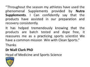 Dr. Niall Clark