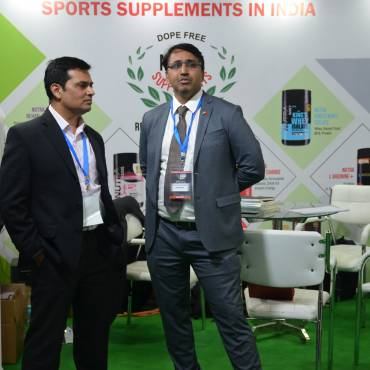 Global Sports Show 13th-15th Dec 2018 – Knowledge and Gold Partner